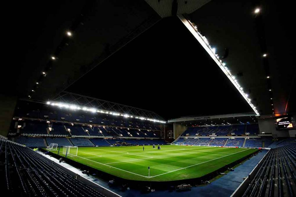 Rangers See Off United And Arsenal In Battle To Secure 16 Year Old's Signature