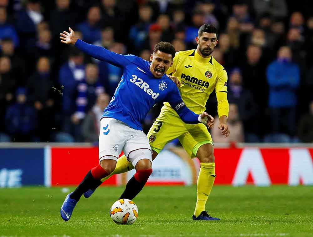 'The Blue Cafu' 'Rediscovering The Form' Fans On Social Media Praise Rangers Talisman Following Recent Displays
