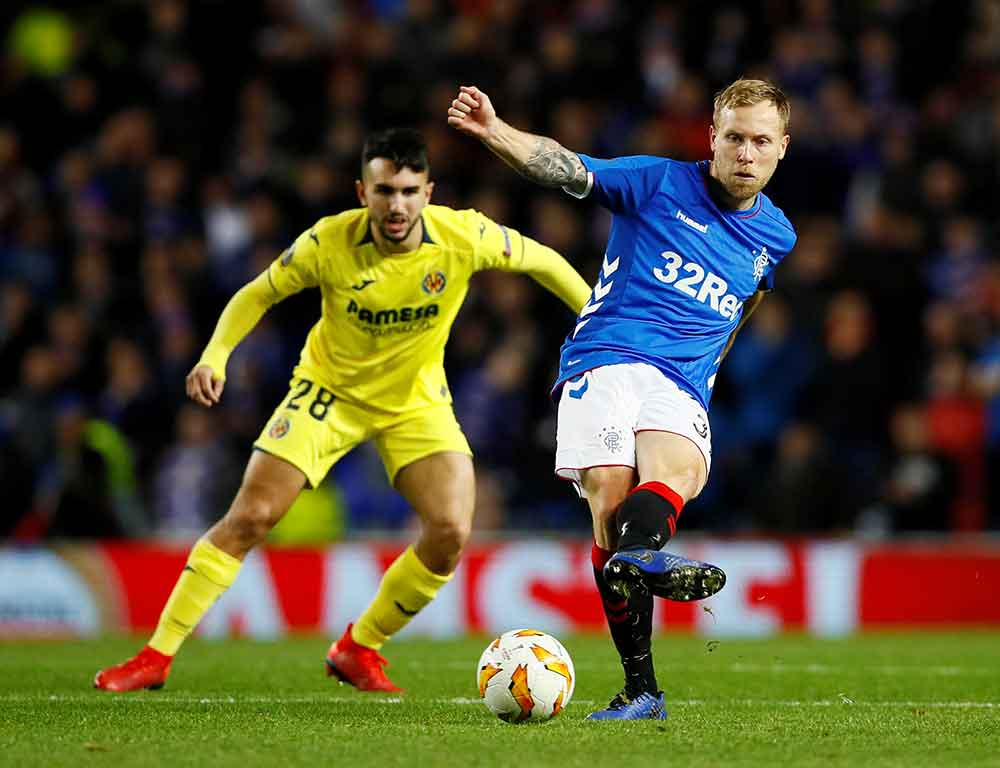 'Outstanding Signing' 'A Cult Hero' Rangers Fans On Twitter Hail Midfield Star After Superb First Year