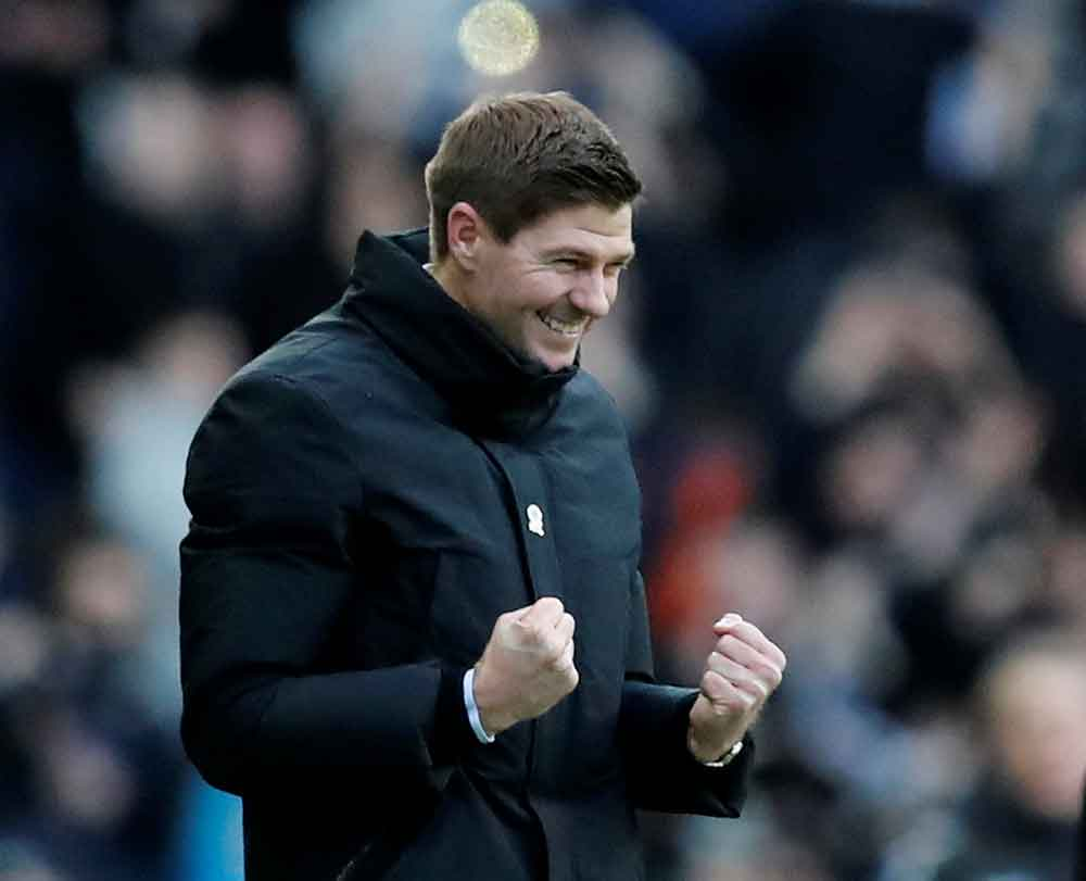 Gerrard Tells Rangers Fans To Expect News On Striker's Future 'In A Day Or Two'
