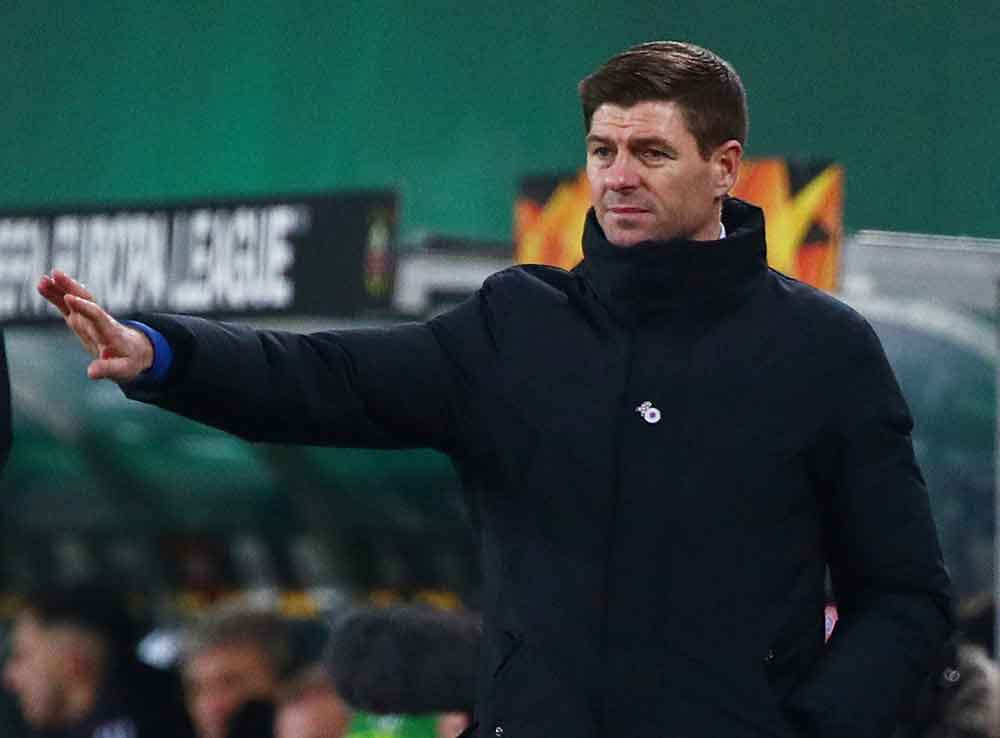 Gerrard's Responds To Klopp's Claim That He Could Be His Successor At Liverpool