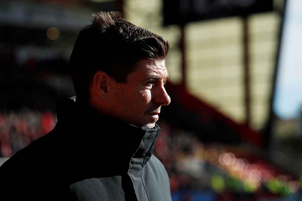 Gerrard Responds To Reports That Rangers Are Closing In On TWO Transfers
