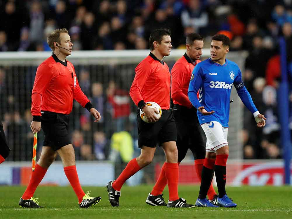 'Well Said Gaffer' 'No Point Crucifying The Guy' Fans On Twitter React As Gerrard Makes Statement On Rangers Captaincy