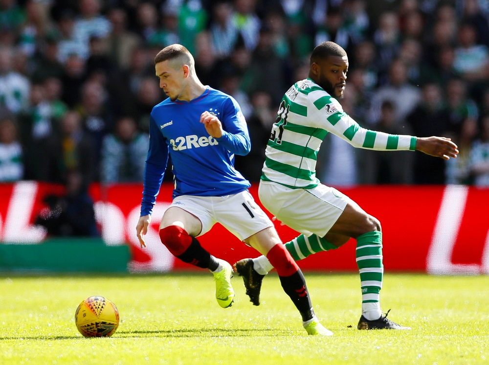Ryan Kent Opens Up On Whether A Rangers Return Is Likely