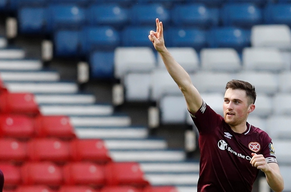 Derby Edge Ahead Of Rangers In Race For £5m Rated Scottish International Defender