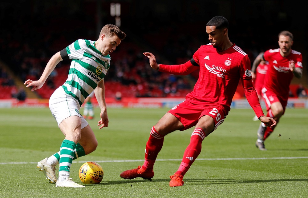 Rangers Enter Battle With Aberdeen For England U20 International Fullback