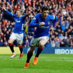 'Future Captain' 'Some Player!' Rangers Supporters On Soc