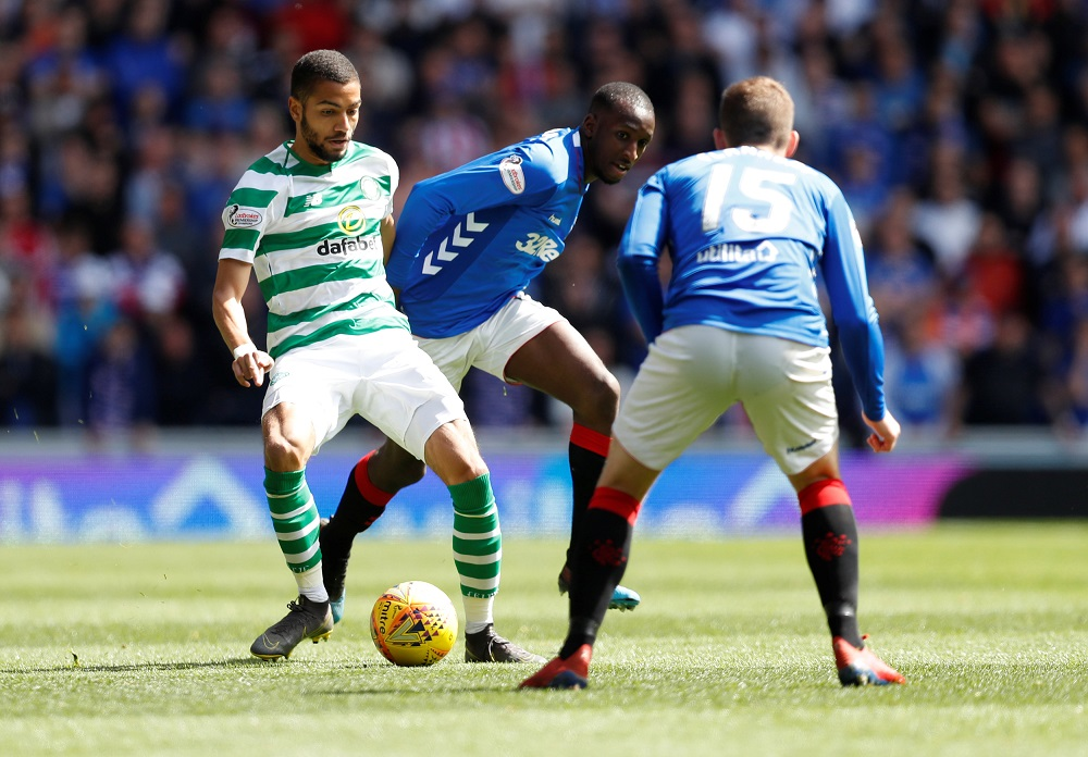 'At Least He's Good At Football' Fans On Social Media Laugh As Rangers Star Gets Tied Up In Knots In Q&A
