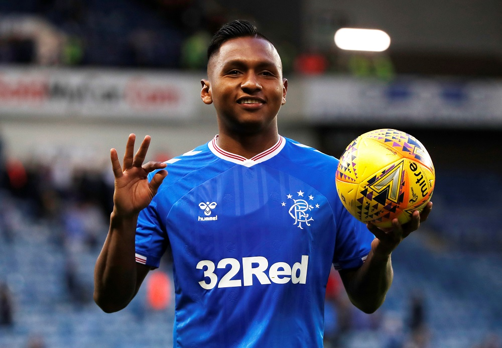 Barisic Compares Morelos To Juventus Star After Bagging Double For Rangers