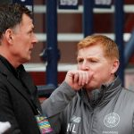 Chris Sutton and Neil Lennon