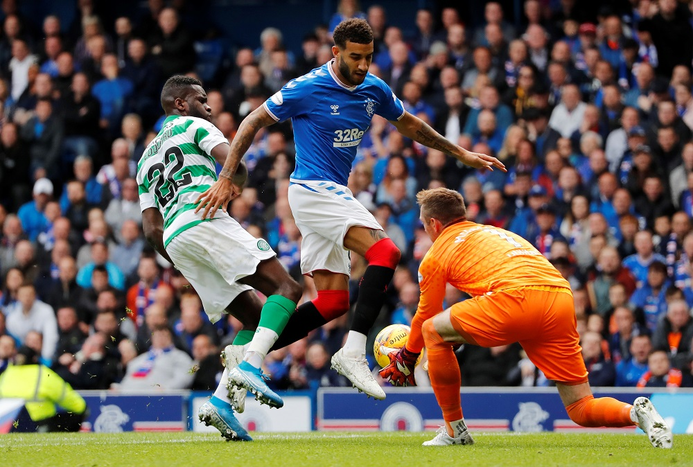 Two English Clubs Line Up Offers For Key Rangers Man As Gerrard Lays Out Transfer Stance