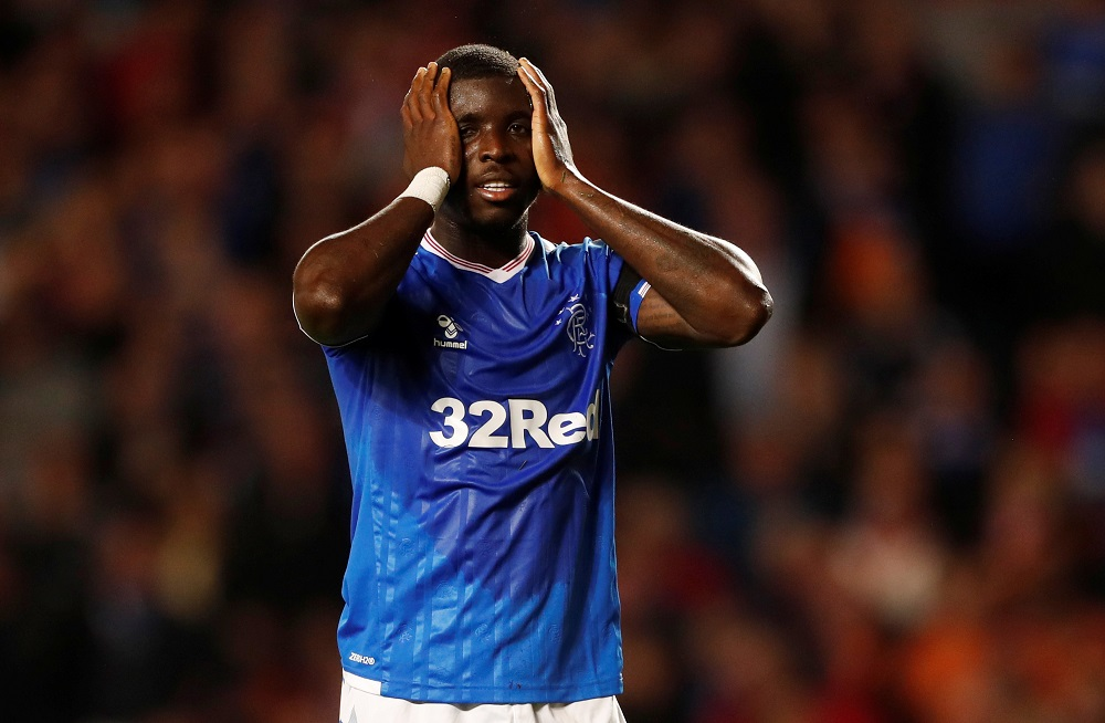 'Nowhere Near Rangers Required Level' 'Blows Hot And Cold' Fans On Twitter Assess Loanee's Difficult Start At Ibrox