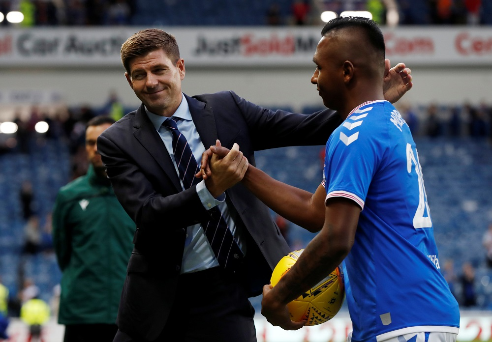 'I Absolutely Love This' 'That Banter's Priceless' Fans On Social Media Are Loving Rangers Star's Reaction To Being Substituted