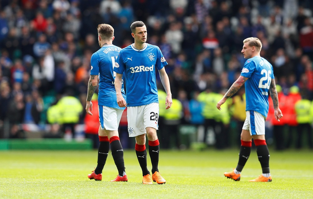 "Hutton Thinks ""Unlucky"" Rangers Ace Should Be Given Another Chance By Gerrard Amid Exit Rumours"