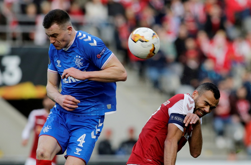 'Unbelievable Talent' 'What A Performance' Fans On Twitter Hail Rangers Star's 'Man Of The Match' Display