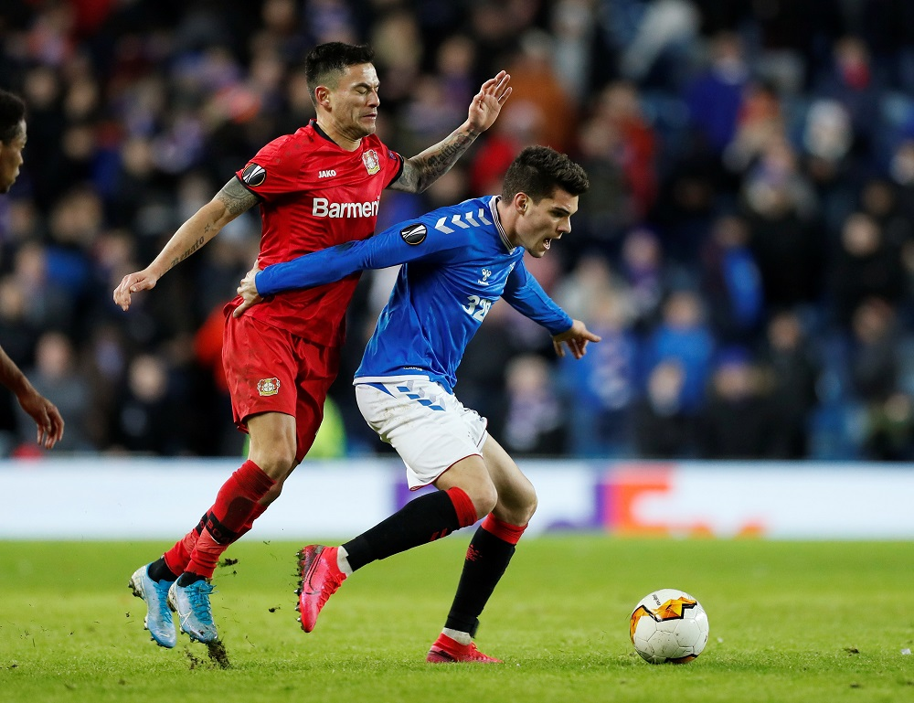 '10 Mill Added To The Transfer Fee' 'Baller' Fans On Twitter Praise Rangers Ace After Extraordinary Piece Of Skill