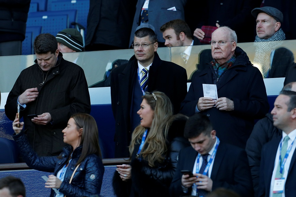 Rangers Dealt Major Blow As The Results Of The EGM Vote Are Revealed
