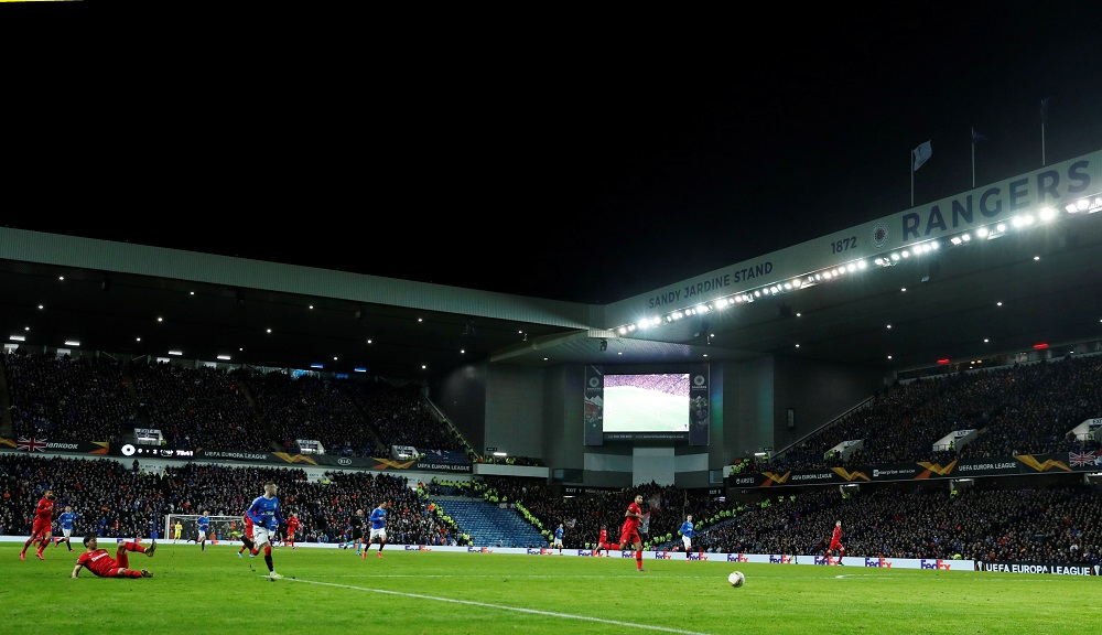 Rangers Bag 20.7M Jackpot From European Campaign As Success Helps Club Off The Pitch