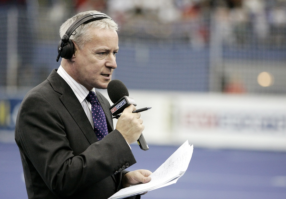 """""""An Outrage"""" Jim White Contrasts Rangers And Arsenal's Fortunes As He Slams Champions League Revamp"""
