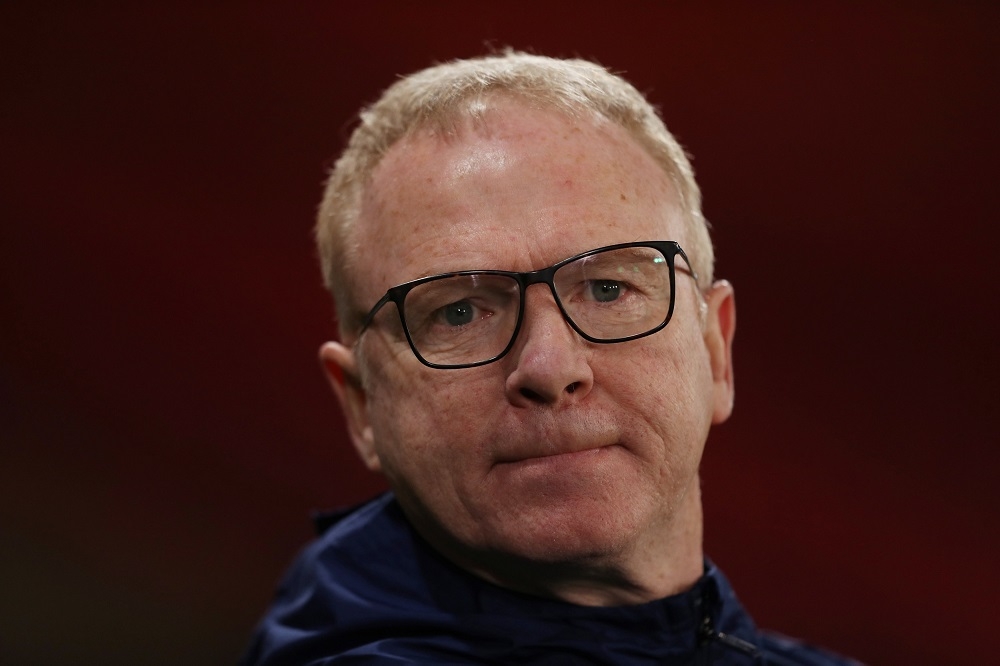 """""""It Could Be A Great Coup"""" McLeish Reacts As Rangers Battle Arsenal For Championship Starlet"""